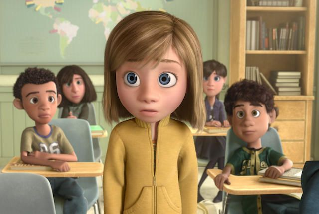 Watch 'Inside Out,' Minus the 'Inside' | Mental Floss