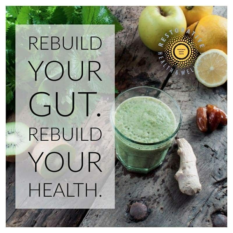 Your Gut Is The Core Of Your Health. Eating The Wrong