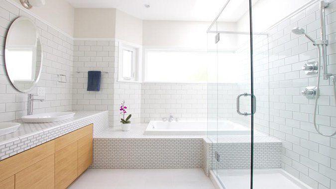 Comment blanchir les joints de salle de bain ? - M6 Pinterest