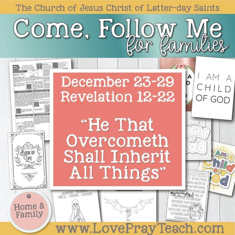 Come follow mefor individuals families new testament