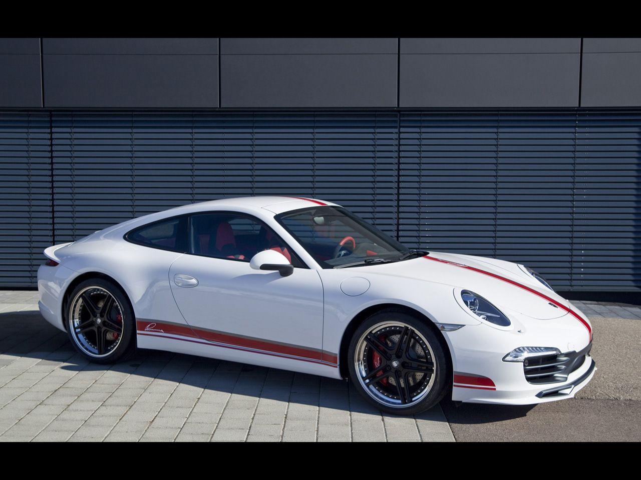 2012 Lumma Design Porsche Carrera 991 CLR 9 S