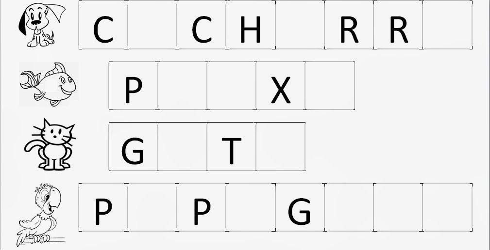 Atividades de Alfabetização: Atividades com Vogais - Atividades ...