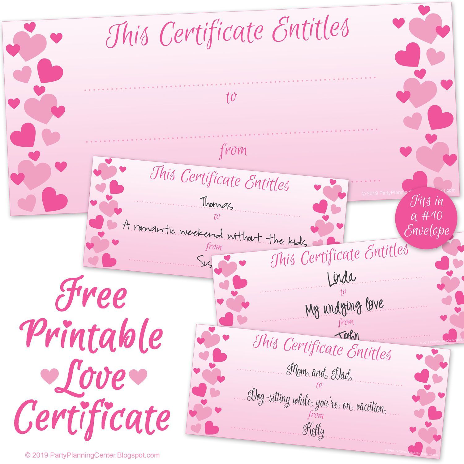 The Amazing Free Printable Sweet Hearts Love Certificate For Valentin In 2020 Free Printable Certificate Templates Gift Certificate Template Printable Gift Certificate