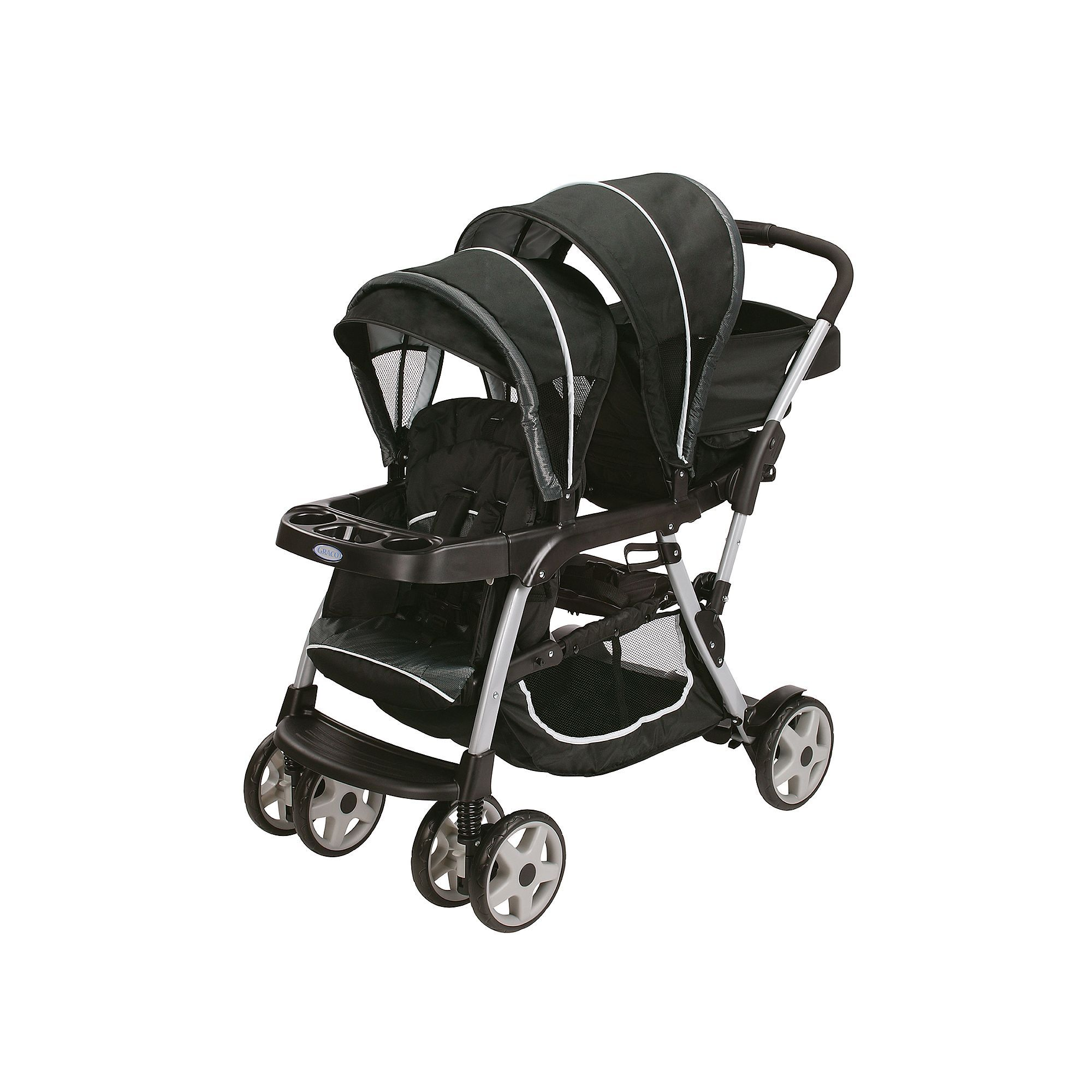 Graco Ready2Grow Duo Click Connect LX Stroller Best