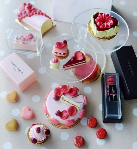 Too Pretty // Pierre Herme miniature collection 2 by 8tokyo.com, via Flickr