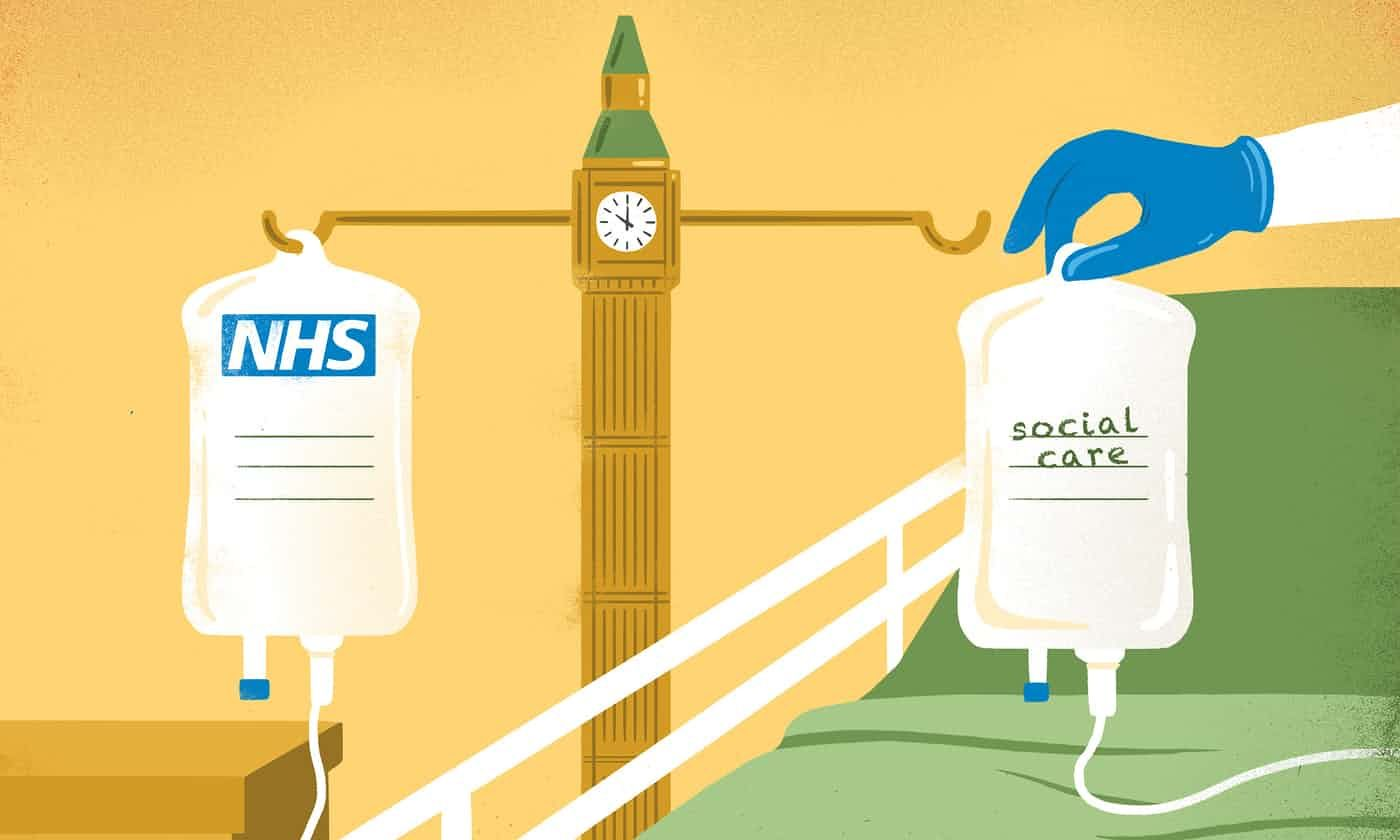 The only way to protect our NHS? Set up a National Care