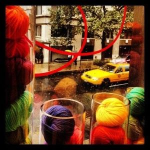 Crafting Itinerary. Get your #knit on in NYC via thedowntownproject.com