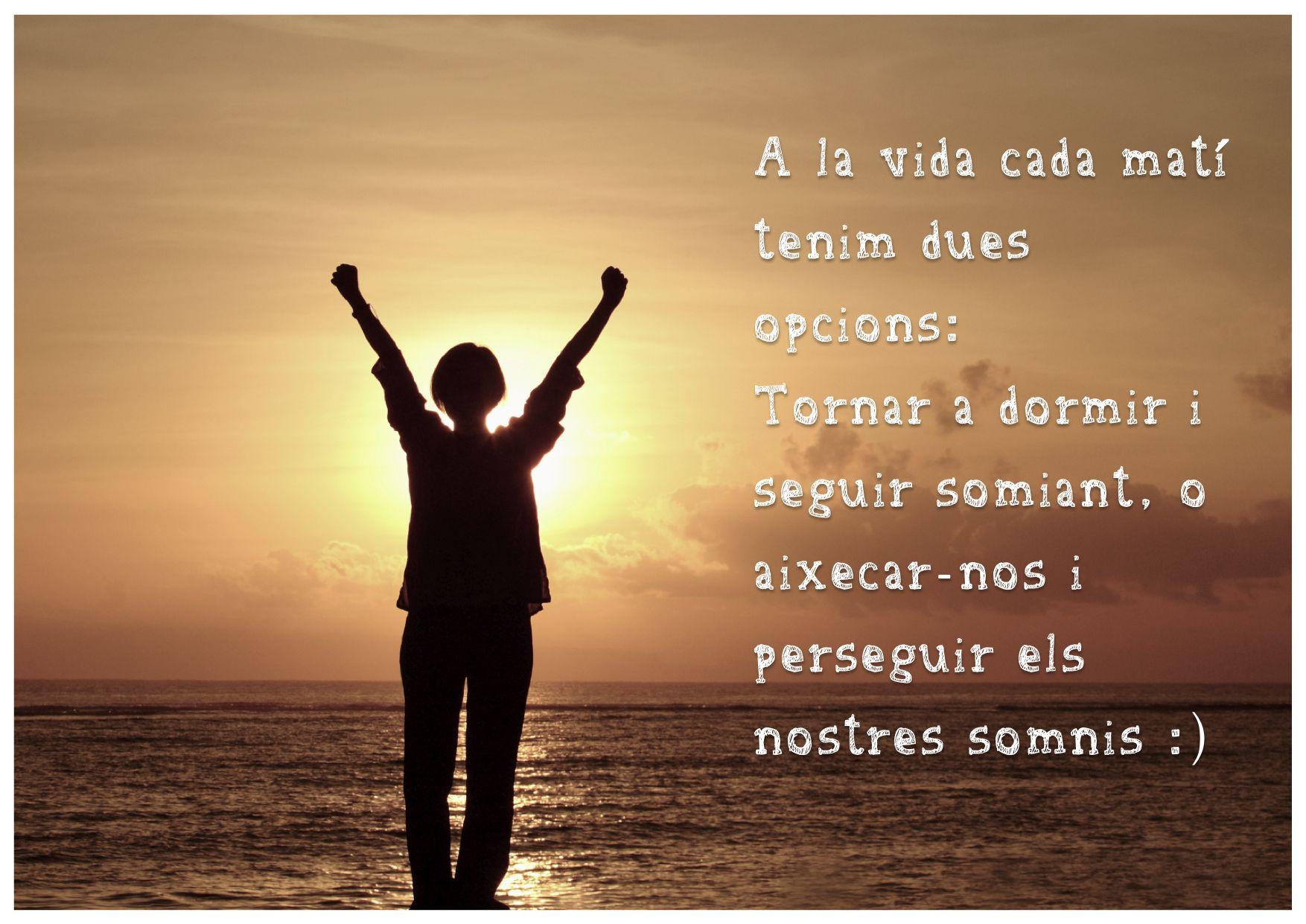 Bon dia! (con imágenes) | Frases bonitas, Frases bono, Frases de ...