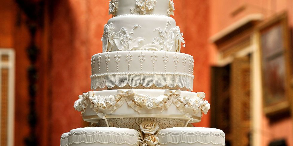 Why You Should Never Serve Cake At A Wedding