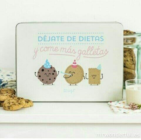 Dejate de dietas
