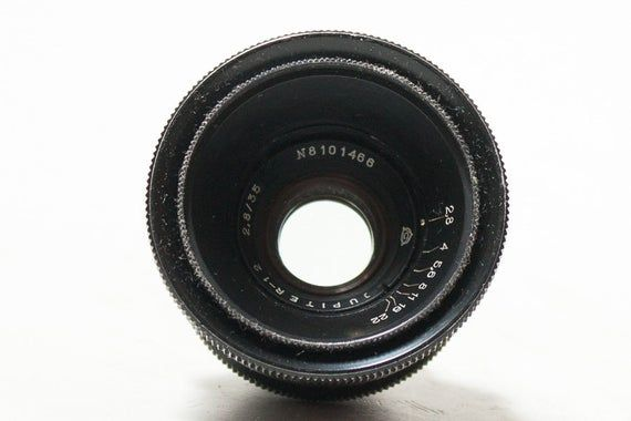 Jupiter-12 2.8/35 M39 35mm f2.8 rangefinder wide angle lens. Leica, Zorki, FED. Biogon copy. EXCELLENT++ #wideangle