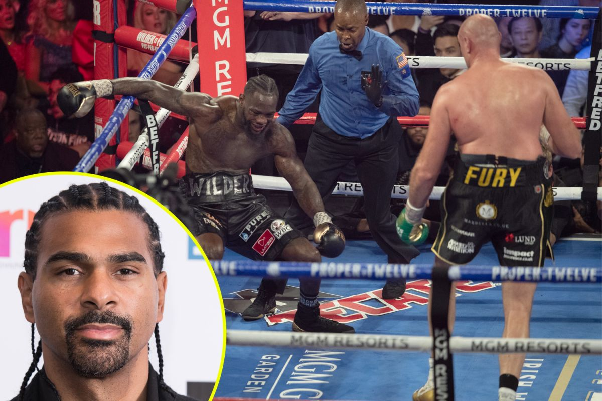 Boxing Sport David Haye 'witnessed greatness' from Tyson