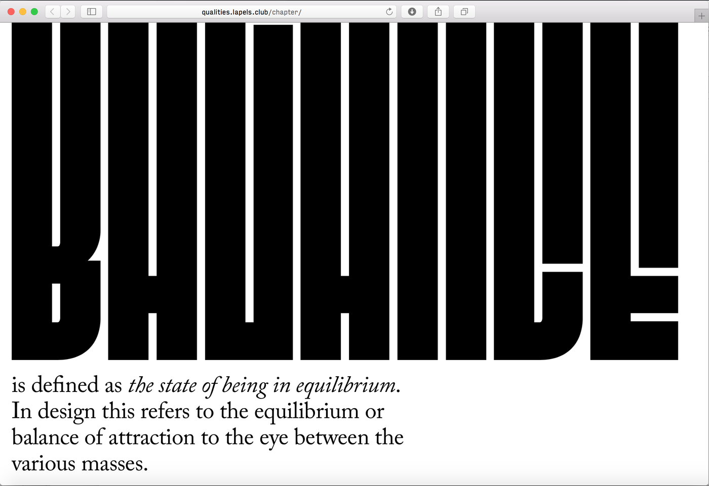 Typefaces Adobe Caslon Fit Graphik | PUNK EDITORIAL • design