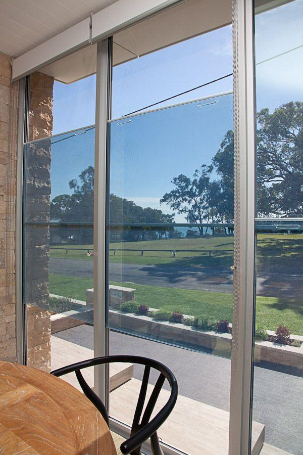 Beautiful Paragon Aneeta Sashless Double Hung Aluminium Windows By Wideline Windows And Doors Take A Clos Double Hung Windows Windows And Doors Window Design