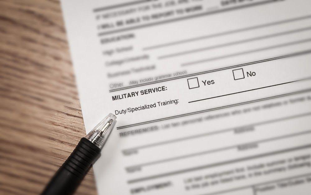 Create an effective civilian resume veterans resume