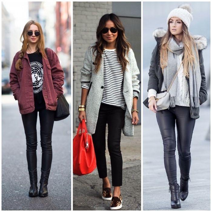1001 Ideen Fur Ein Schickes Winter Styling Winter Outfit Damen