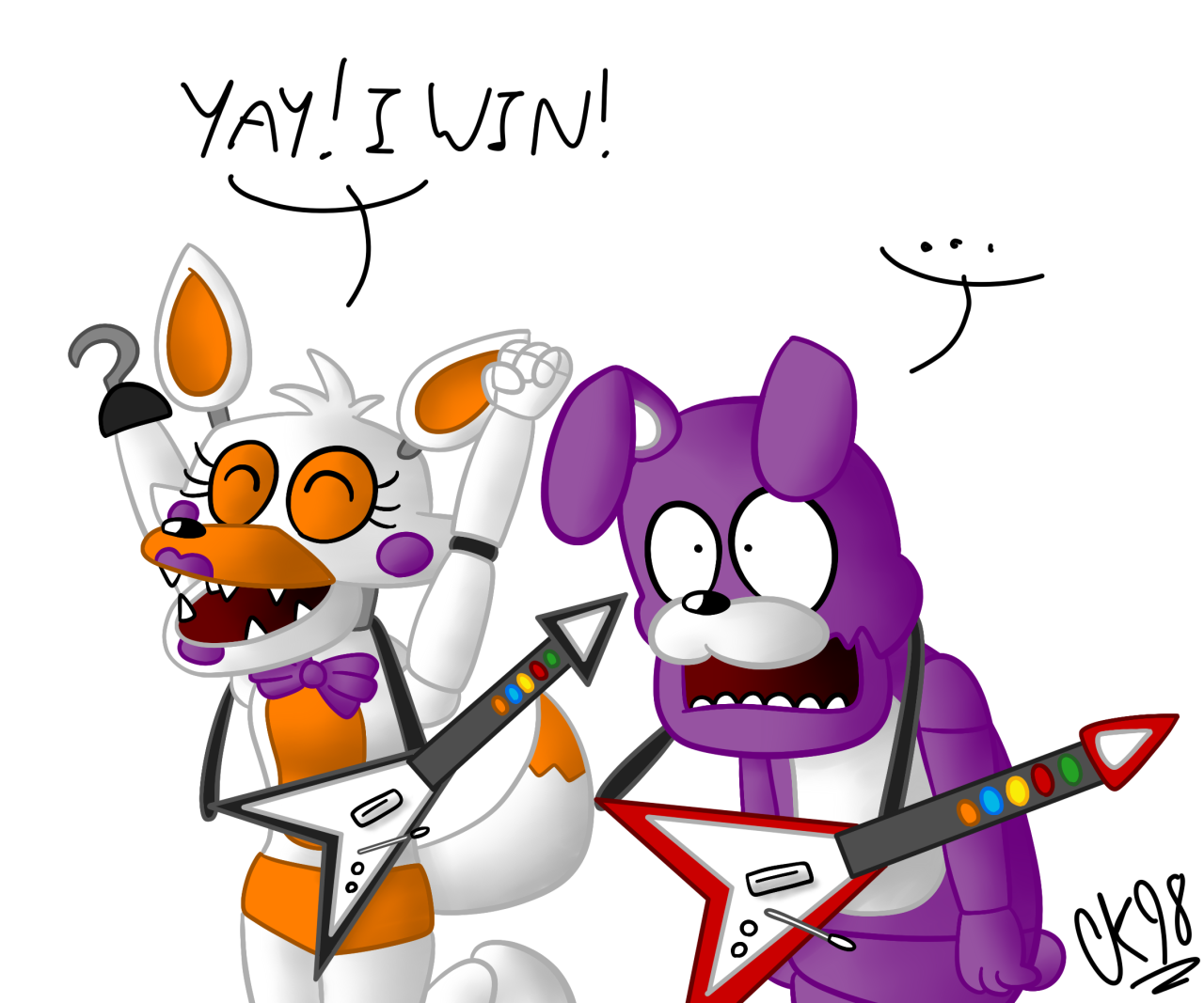 Pin By Bon Bon The Gamer Bunny On Lolbit