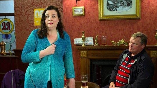 Mary, Brendan - Coronation Street - ITV