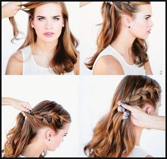 Verschiedene Frisuren Fur Lange Haare Zum Nachmachen – Modische