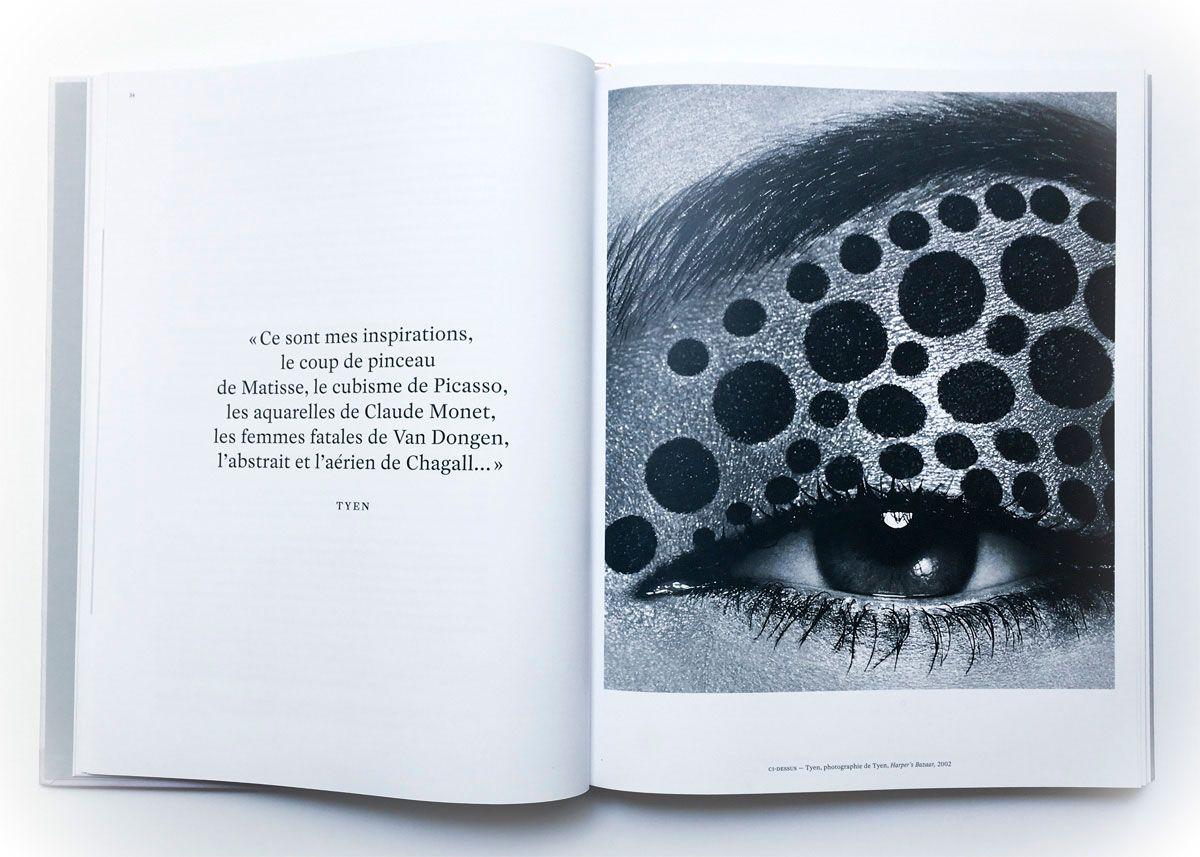 Le choc de la couleur dans le maquillage Dior, LE  livre