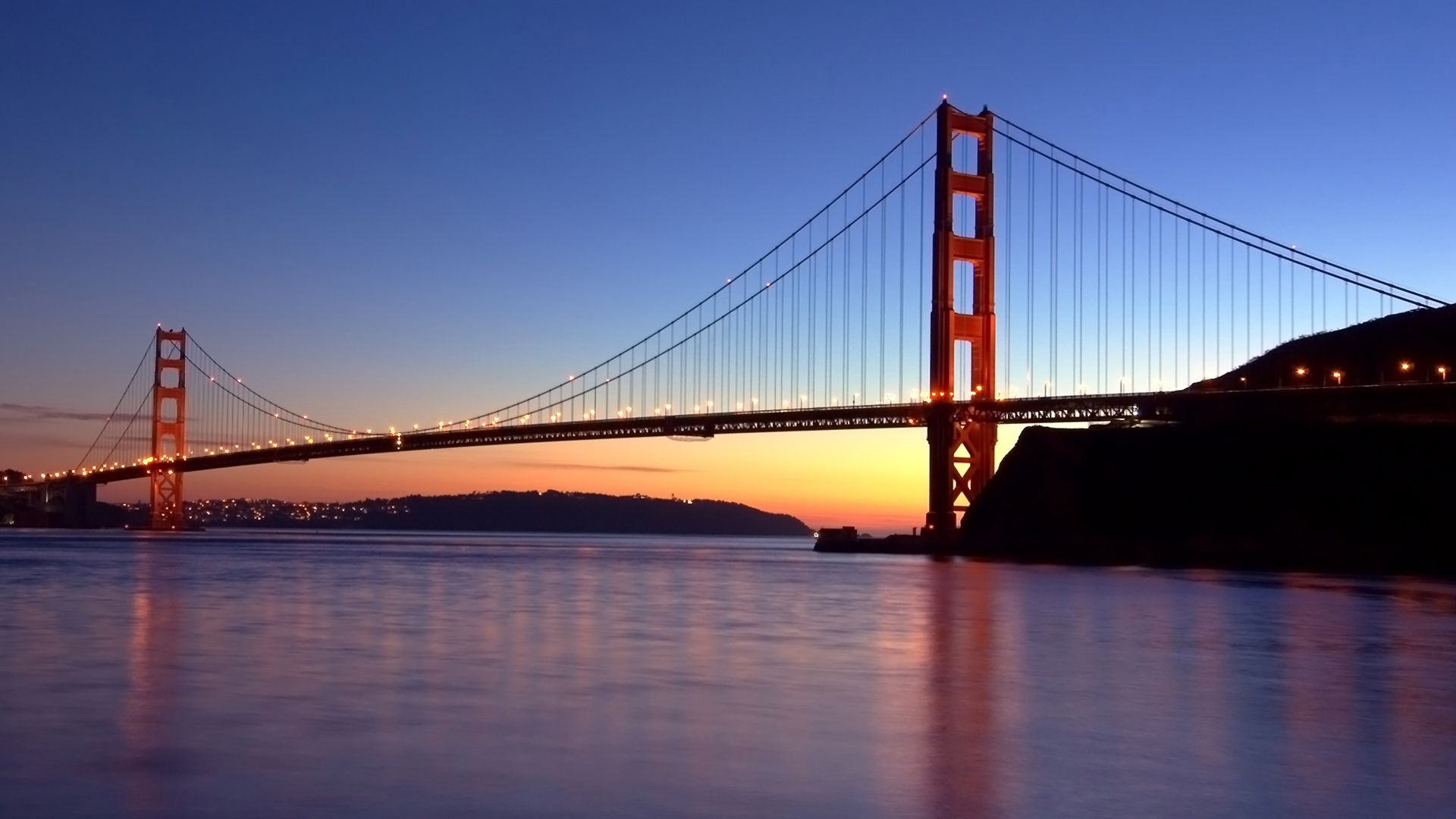 Pin By Manuel Marquez On Pc Wallpapers Golden Gate Bridge