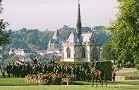 La chapelle Saint Hubert - Château royal d'Amboise, Touraine loire valley
