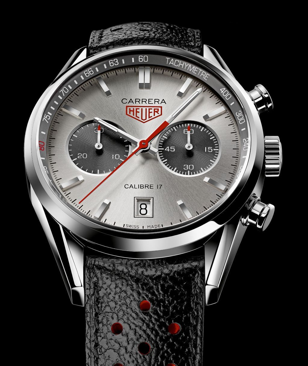 Tag Heuer - Carrera Jack Heuer 80th Birthday Edition  58f686cbc2