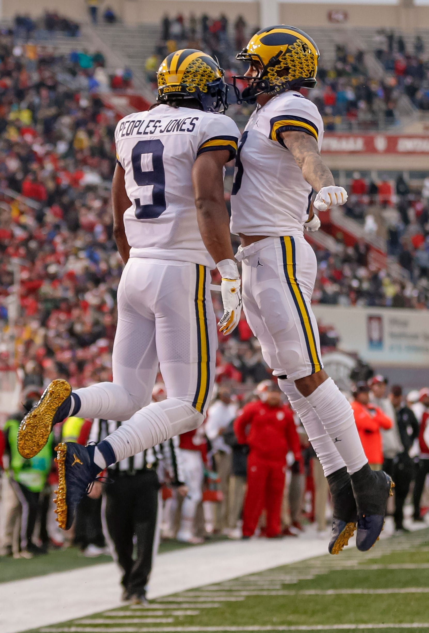 Michigan football blows by indiana will offense work vs
