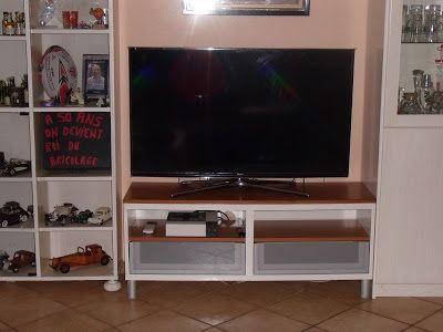 Relooker un meuble Relooker un meuble télé Ikea en bois Relooker