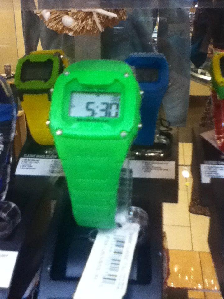 Green Shark Watch