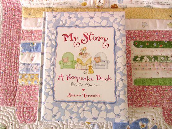 My Story- A Keepsake Book