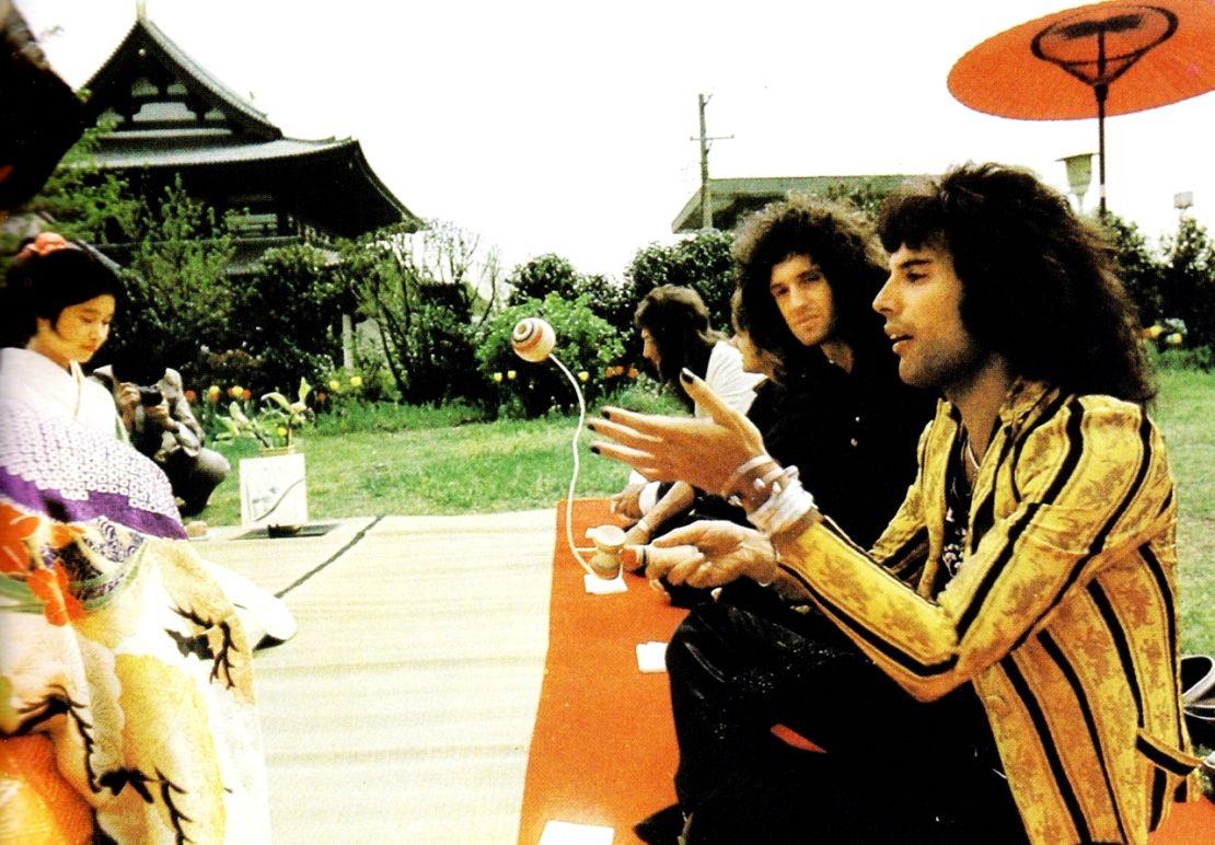 1970-1975 | Queen Photos