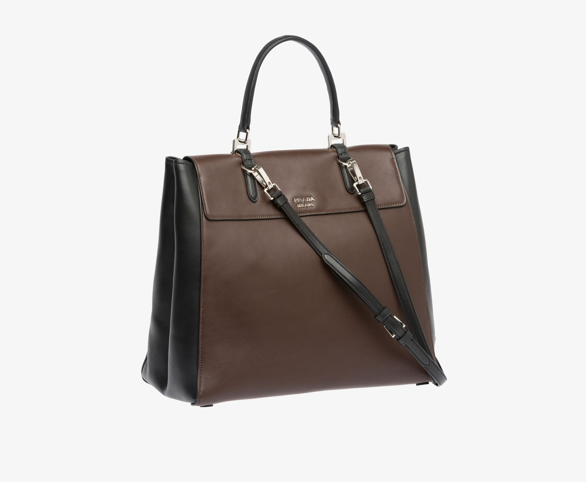Bn2826 2aix F0a0l Flap Bag Handbags Woman E Prada Reported On