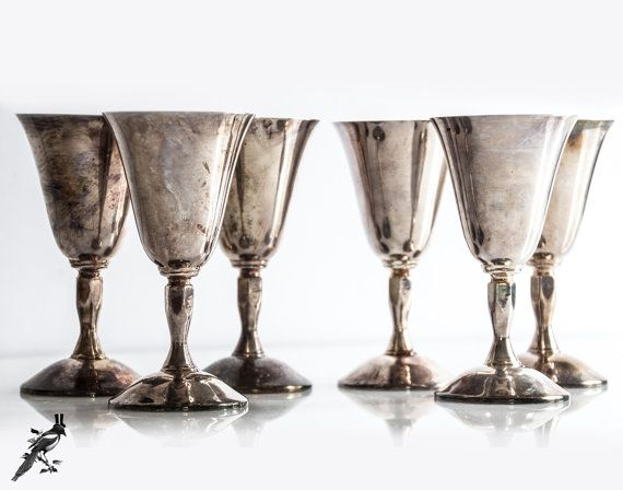 Vintage Spanish Plator Silverplate/Silver by TheCordialMagpie