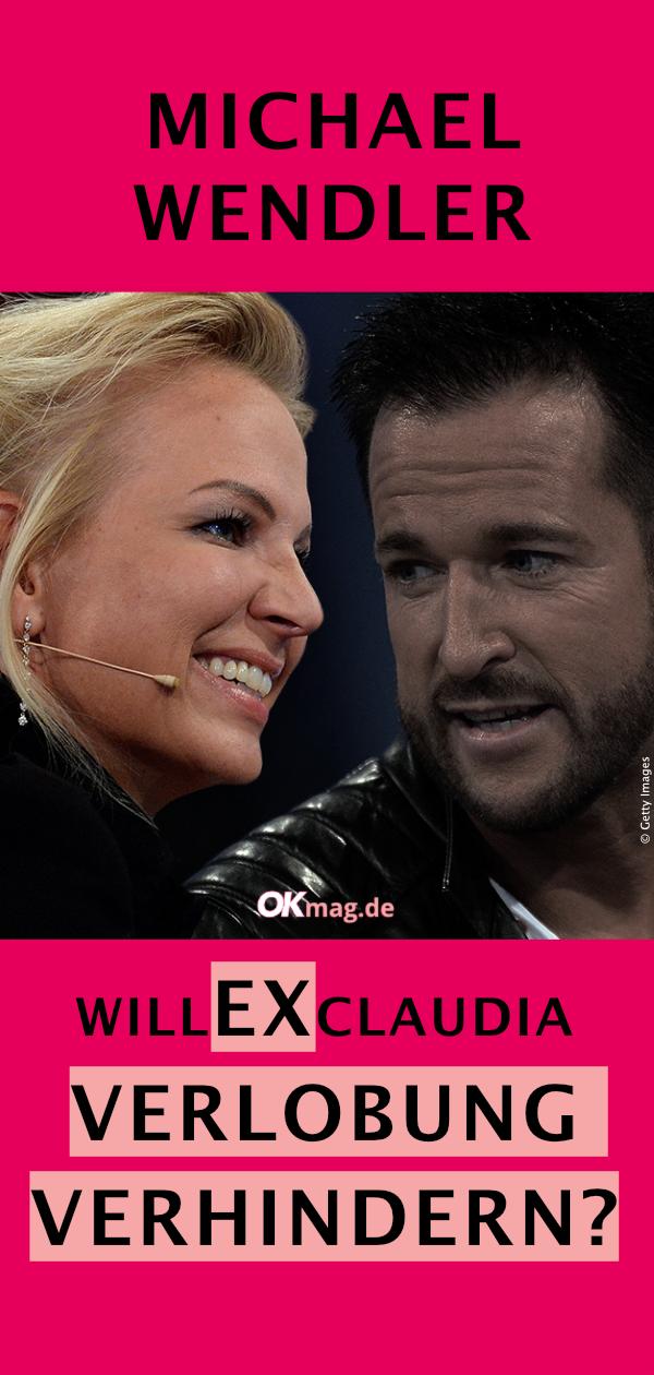 Michael Wendler Uber Claudia Norberg Sie Will Die Verlobung Verhindern Verlobung Michael Wendler Tolle Frauen