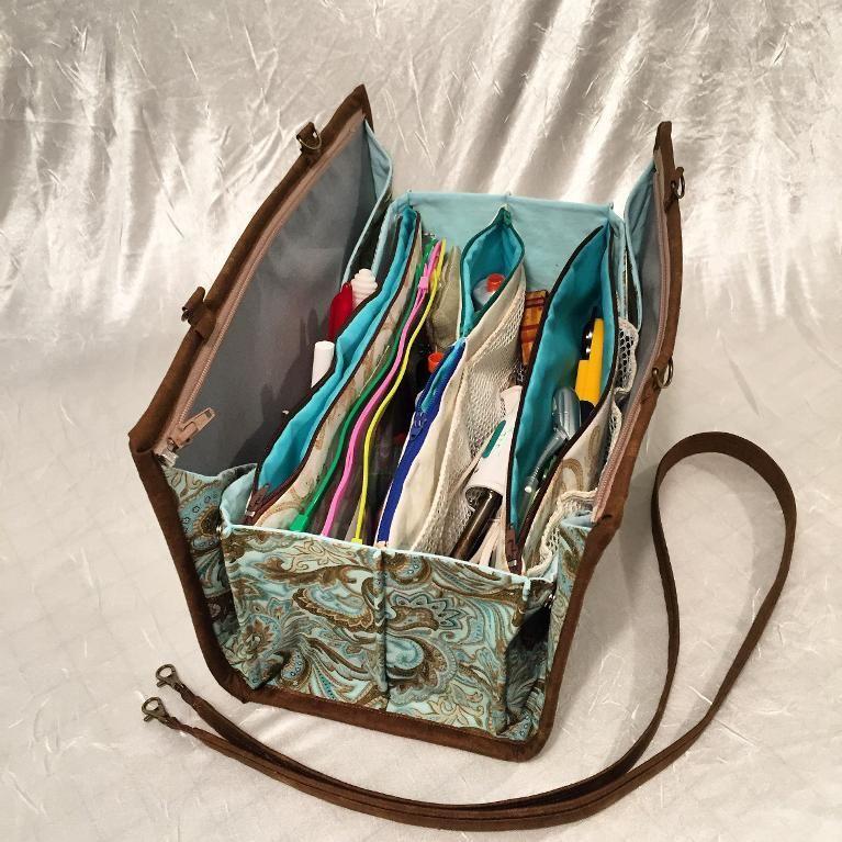 (7) Name   Quilting   Quilters Organizer Bag 4c756c72e70