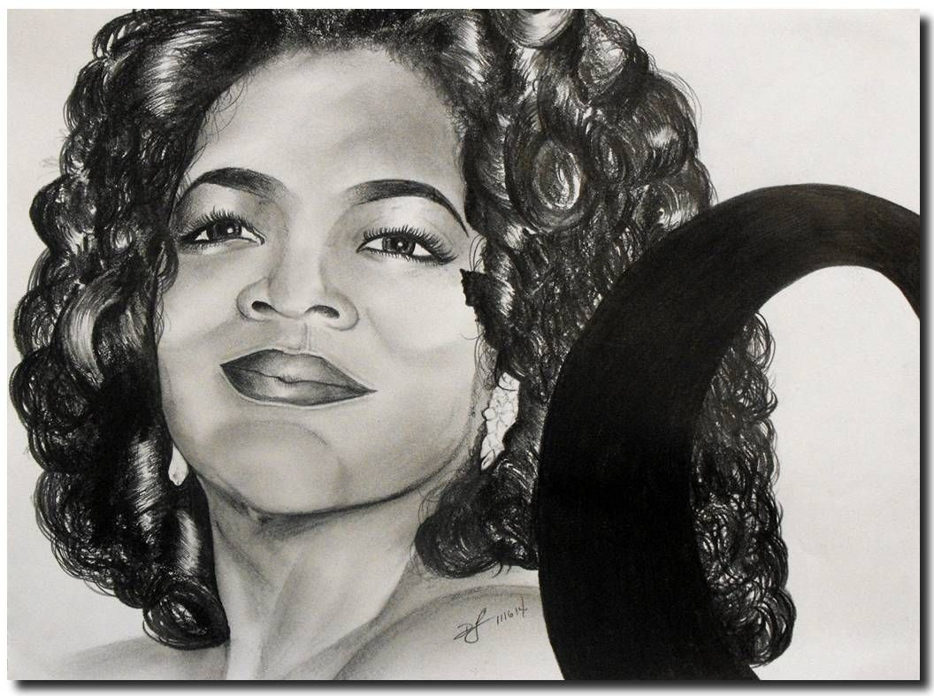 Sketch of Oprah I created. I realized that when I miss my Grandmother, I tend to draw people/things that she spoke of in high regards, in her own little way. I guess, this is my may of still communicating with her in a special way. ‪#‎Oprahwinfrey‬ ‪#‎celebrityportraits‬ ‪#‎Oprah‬ ‪#‎HAPPYFEELINGS‬