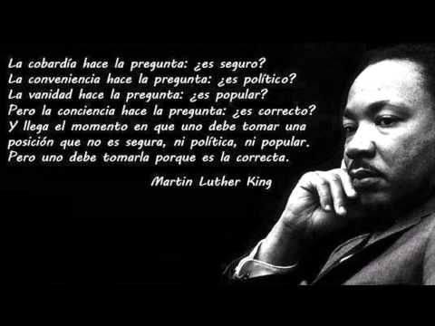 El Día Que Martin Luther King Jr Escuchó La Voz De Dios