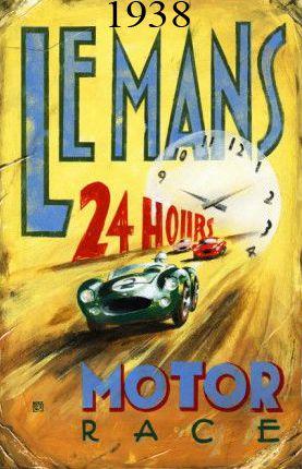 1938 15ª 24 Horas de Le Mans