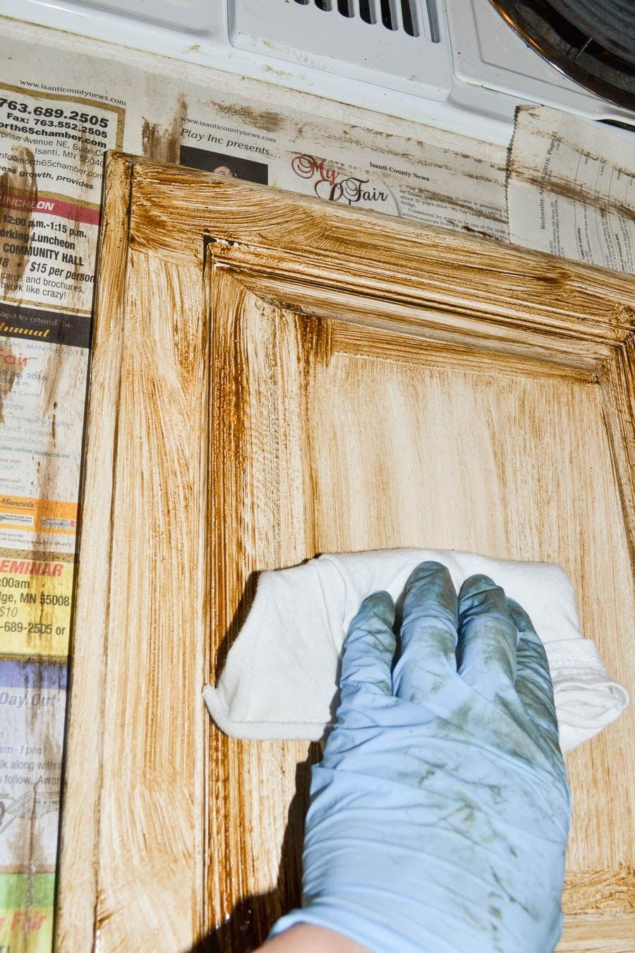 How to glaze kitchen cabinets glazed kitchen cabinets glaze and