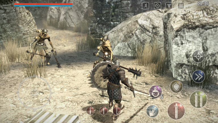 Download Animus Stand Alone Apk Mod Dark Souls Action Games