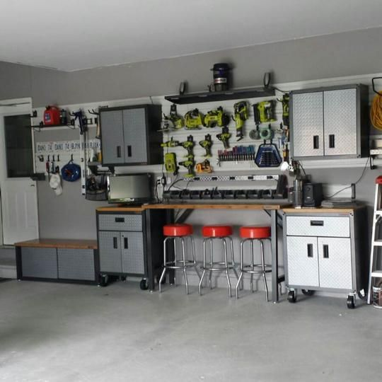 Garage Storage Inspiration Gladiator Diy Garage Storage