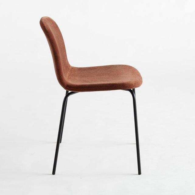 ChairHome Velours TibbyFauteuil Decor Chaise Furniture Et l1cJFK