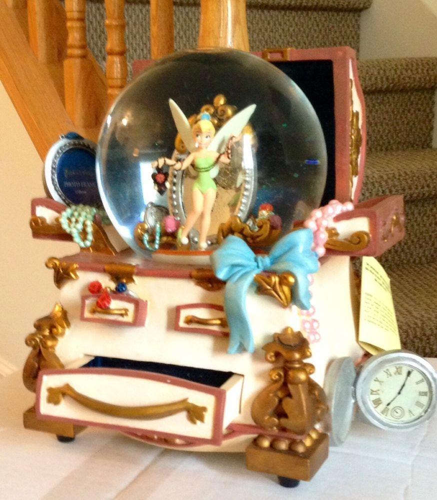 Tinkerbell Music Box Disney Dingen Om Te Kopen