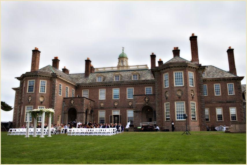 Ipswich Wedding At The Crane Estate