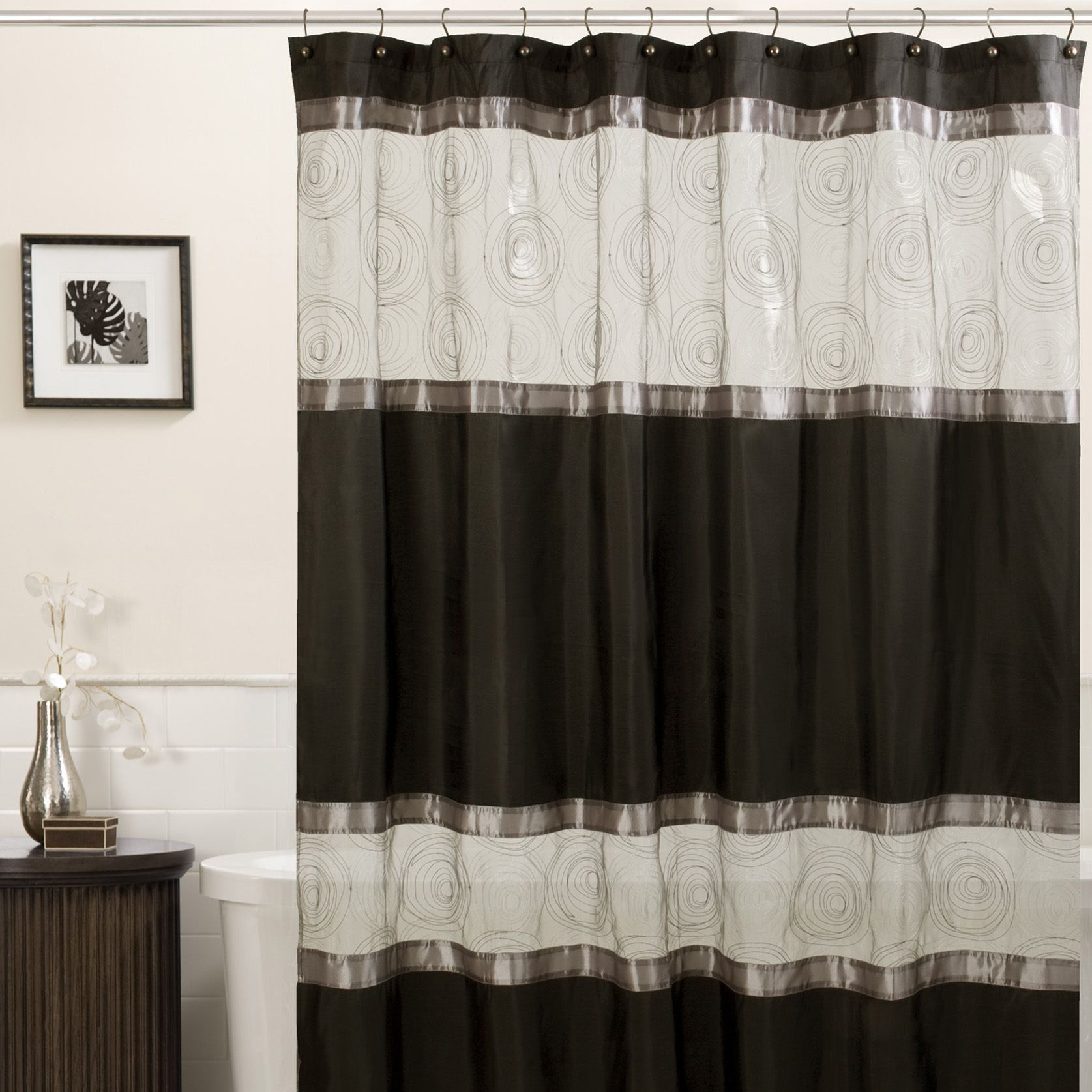 Maytex Shower Curtain I Love The Idea Of This Shower Curtain But
