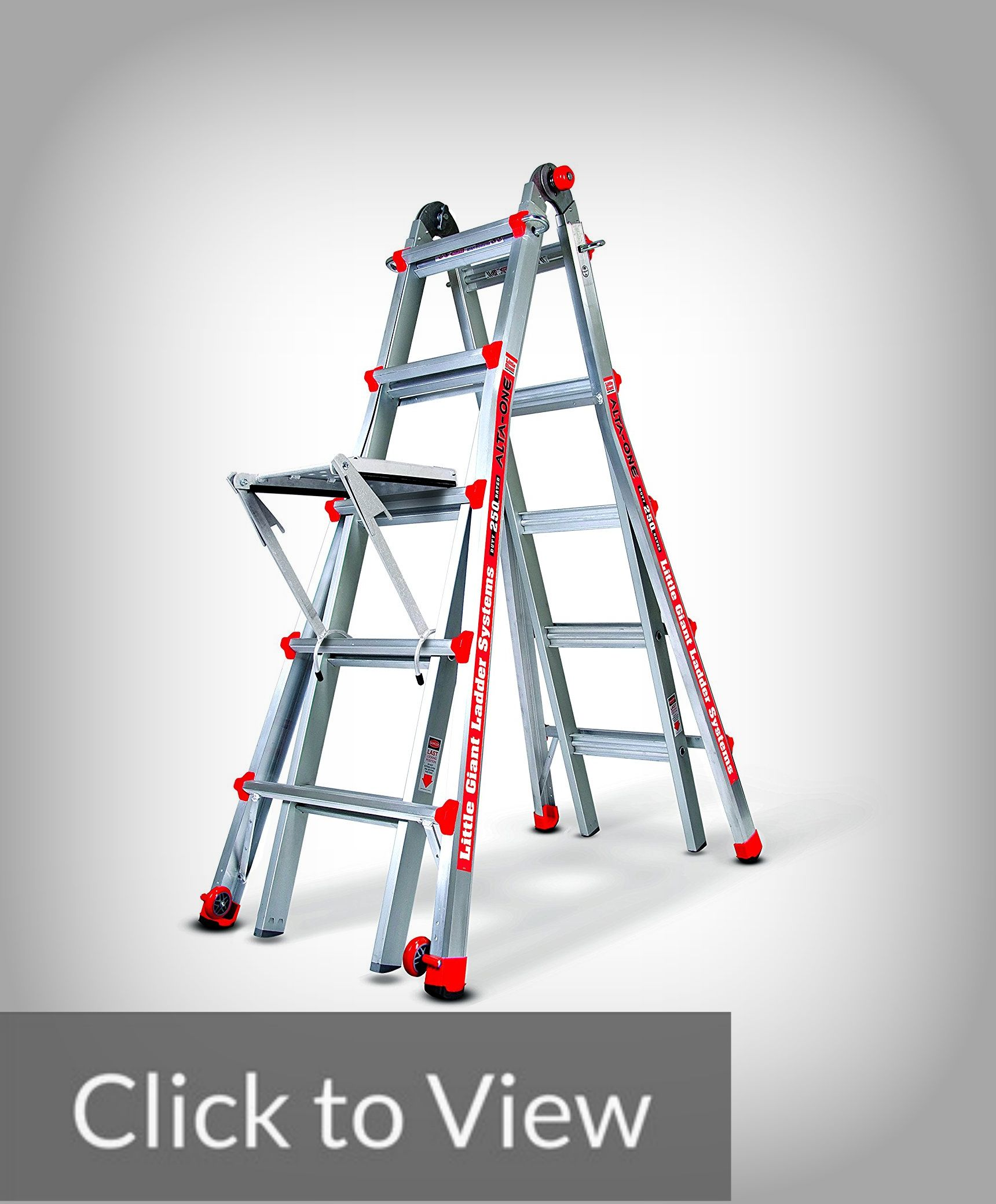 Best Ladder To Buy In 2018 Work Platform Little Giants Ladder
