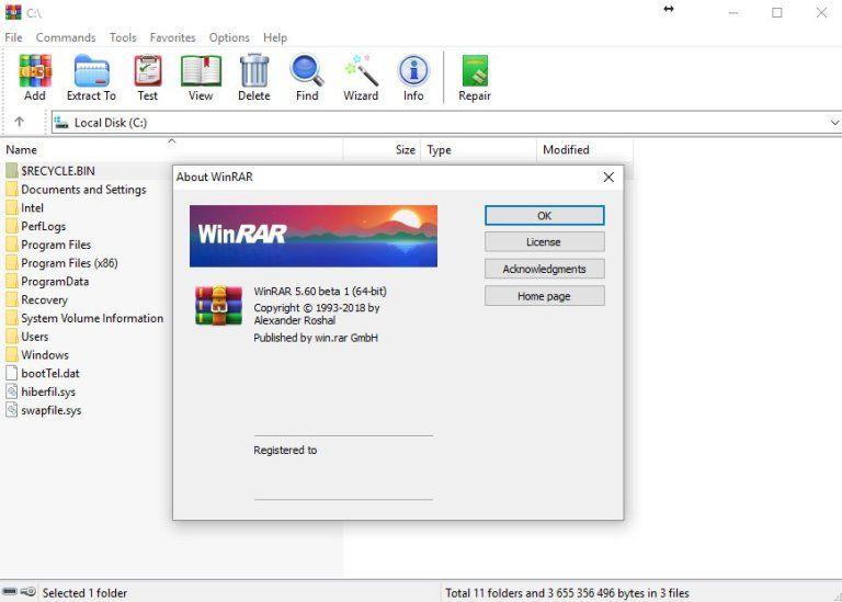 WinRAR 5 60 Crack With Serial Key Free Download WinRAR 5 61 Crack 64