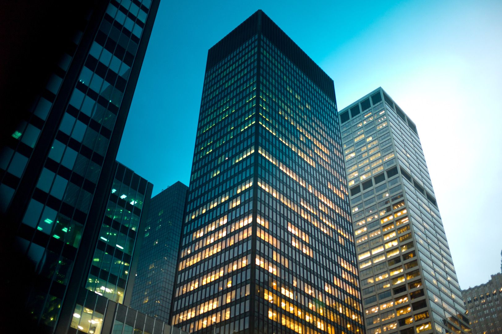 Seagram Building on Fotopedia