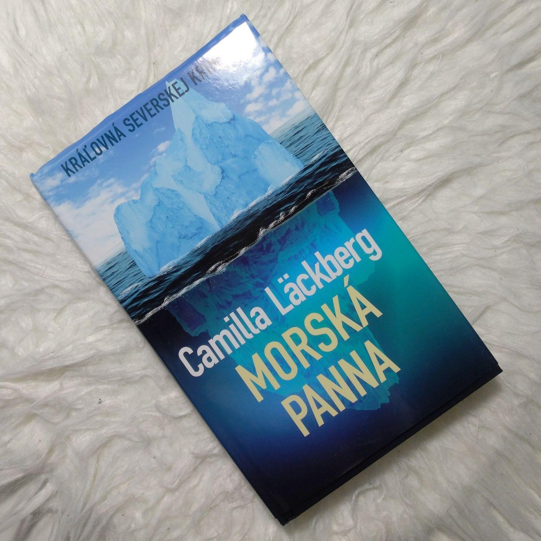 Camilla Lackberg Morska Panna Book Cover Books Reading